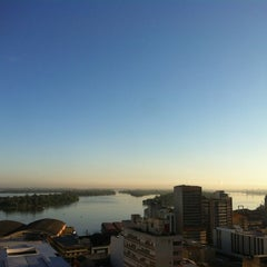 Photo taken at Tulip Inn Centro Histórico Hotel by Sidney B. on 4/17/2012