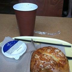 Photo taken at Saint Louis Bread Co. by Doni W. on 8/12/2012