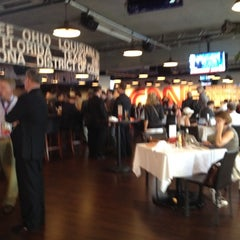 Photo taken at CNN Grill @ RNC (Tampa Bay Times Forum) by Elizabeth 🐘 L. on 8/28/2012
