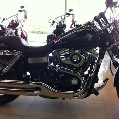 Photo taken at Brasília Harley-Davidson by Daniel B. on 4/23/2012