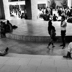 Photo taken at North South University by Linkon H. on 8/5/2012