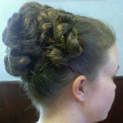 Photo taken at Artistic Hair Care and Design by Barbara D. on 7/28/2012