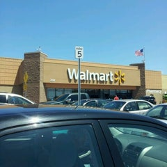 Photo taken at Walmart Supercenter by Miranda R. on 6/8/2012