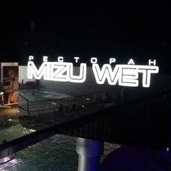 Photo taken at Mizu by Romka on 3/4/2012