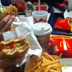 Photo taken at McDonald's by Carla C. on 6/12/2012