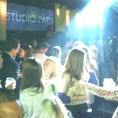 Photo taken at Studio Paris Nightclub by Pauline G. on 8/11/2012