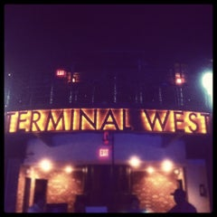 Photo taken at Terminal West by Kevin R. on 3/28/2012