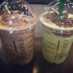 Photo taken at Starbucks by younghyun p. on 6/25/2012