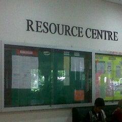 Photo taken at Nuc Resource Centre by nur h. on 7/13/2012