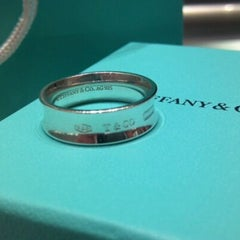 Photo taken at Tiffany & Co. by Kristina P. on 4/17/2012