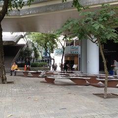 Photo taken at Hong Kong Arts Centre 香港藝術中心 by Andrea R. on 4/18/2012