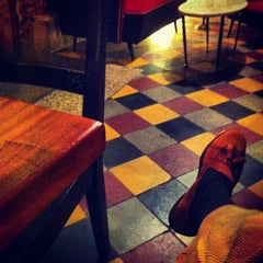Photo taken at Cruzes Credo Café by Francisco H. on 4/14/2012