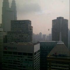 Photo taken at Kompleks Antarabangsa by Thief o. on 8/16/2012