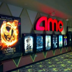 Photo taken at AMC River East 21 by David R. on 6/17/2012
