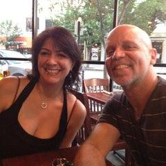 Photo taken at L'Eden Cafe by Carole L. on 8/17/2012