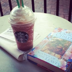 Photo taken at Starbucks by Hannah H. on 3/17/2012