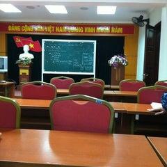 Photo taken at Hồ Văn Chương (Van Chuong Lake) by Anh V. on 5/4/2012