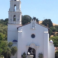 Photo taken at Saint Mary's College of California by Carol S. on 8/12/2012