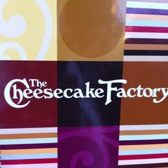 Photo taken at The Cheesecake Factory by Digie T. on 4/25/2012