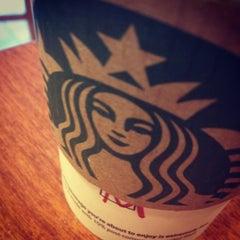 Photo taken at Starbucks by Joshua V. on 5/17/2012