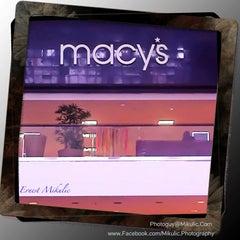 Photo taken at Macy's Men's, Children's & Home by Ernie M. on 6/7/2012