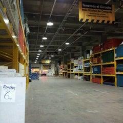 Photo taken at Homecenter Sodimac by Paloma M. on 6/26/2012