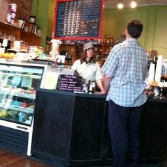 Photo taken at Sidewinder Coffee + Tea by Chris B. on 4/3/2012