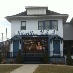 Photo taken at Motown Historical Museum / Hitsville U.S.A. by Kevin C. on 3/7/2012
