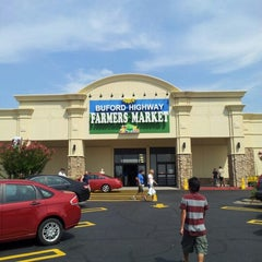 Photo taken at Buford Highway Farmers Market by Justin R. on 7/4/2012
