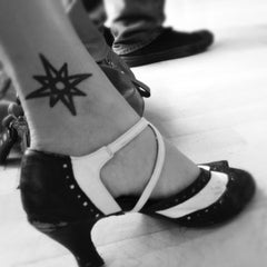 Photo taken at Social Dance Studio by Meghan K. on 6/8/2012