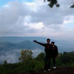 Photo taken at Air Terjun Sekarlangit by Danang J. on 4/23/2012