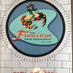 Photo taken at The Franciscan Crab Restaurant by Luis Gerardo R. on 4/22/2012