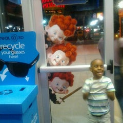 Photo taken at Regal Cinemas River City Marketplace 14 by Tiki P. on 7/24/2012