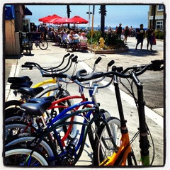 Photo taken at Hermosa Cyclery by James G. on 6/3/2012