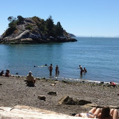 Photo taken at Whytecliff Park by Kevin B. on 8/4/2012