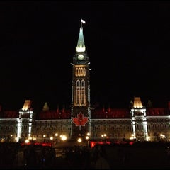 Photo taken at Parliament Hill by The Kiwibok on 8/7/2012