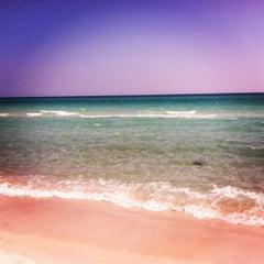 Photo taken at Rosemary Beach by Liz I. on 5/22/2012