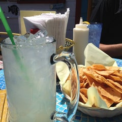 Photo taken at Salsalito Taco Shop by Molly B. on 7/24/2012