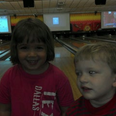 Photo taken at Gunter Lanes Bowling Center by Hank M. on 8/9/2012