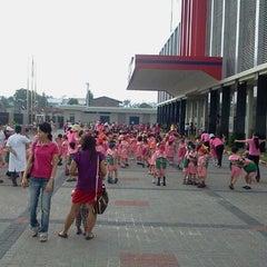 Photo taken at 崇文三语附属 Sekolah Nasional Plus Cinta Budaya by Liefong L. on 4/3/2012