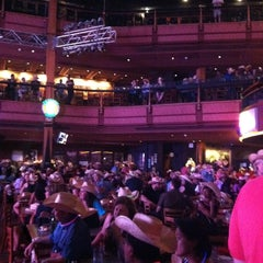 Photo taken at Wildhorse Saloon by Camille W. on 6/17/2012