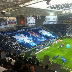 Photo taken at Estádio do Dragão by Joao M. on 5/5/2012