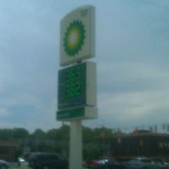 Photo taken at BP by Jen B. on 5/28/2012
