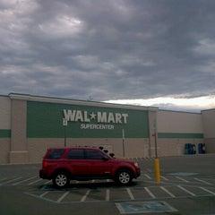 Photo taken at Walmart Supercenter by Sandie D. on 9/6/2012