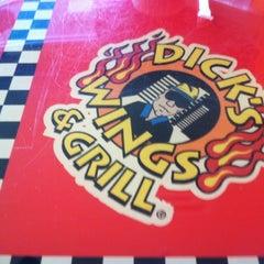 Photo taken at A&D Buffalo Wings by Larry K. on 8/6/2012