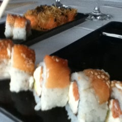 Photo taken at SushiClub by Fer A. on 8/20/2012