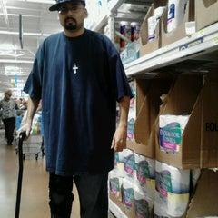 Photo taken at Walmart Supercenter by Joseph 'Jo Jo Brown' I. on 4/1/2012