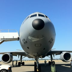 Photo taken at Travis Air Force Base by Gavin C. on 4/29/2012