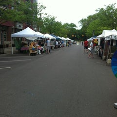 Photo taken at Downtown Plymouth by Joe R. on 5/4/2012