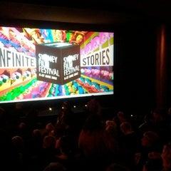 Photo taken at Dendy Cinemas by Aram D. on 6/12/2012
